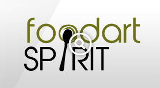 Logodesign foodart spirit